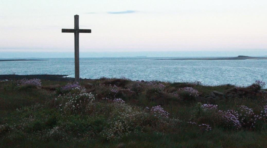 St Cuthbert's Island, Lindisfarne