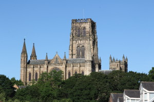 Durham Cathedral, built as St Cuthbert's shrine