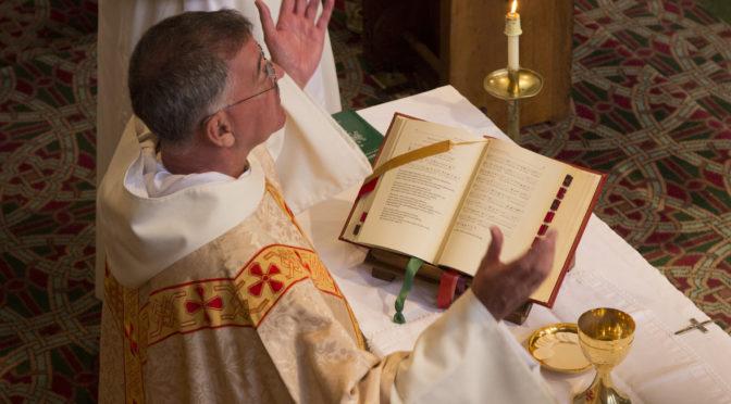 Celebration of Mass