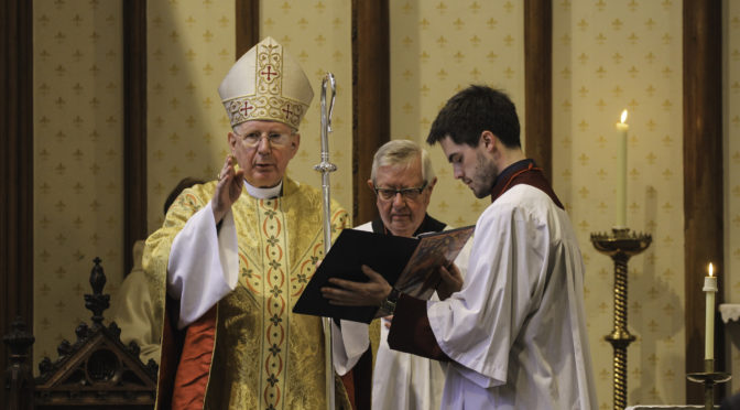 Bishop Séamus' Jubilee