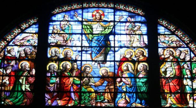 The Gloria: praising the Trinity