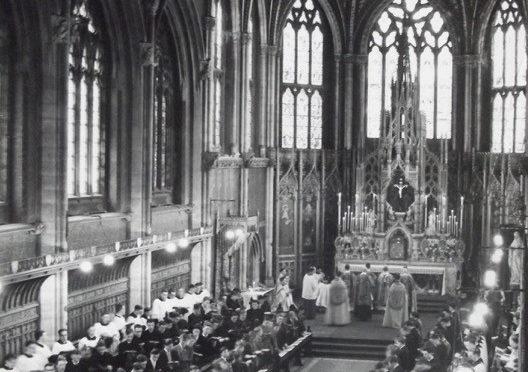 Ushaw Lecture: English Secular Priesthood