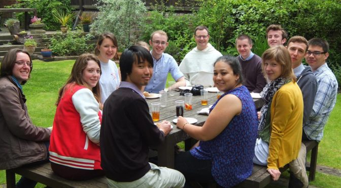 Chaplaincy Mass of Thanksgiving, BBQ and Garden Party