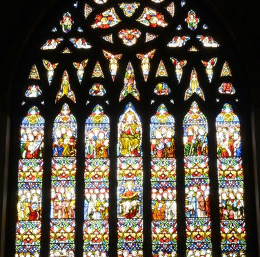 Ushaw Lecture: Stained Glass