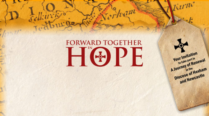 Forward Together in Hope Poster Top