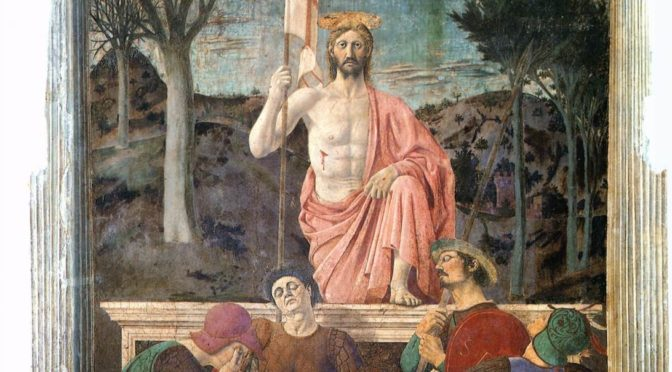 Holy Week Liturgies