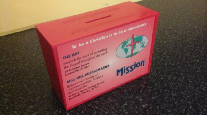Red Mission Boxes