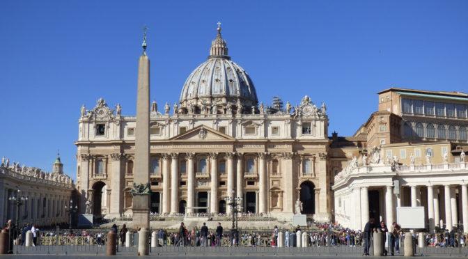 Parish trip to Rome