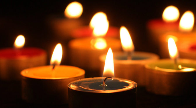 An Advent service for the Finchale Partnership