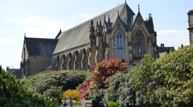 Day of Prayer at Ushaw – A Time of Words, Music and Silence