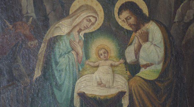 Christmas Mass Times at St. Cuthbert's