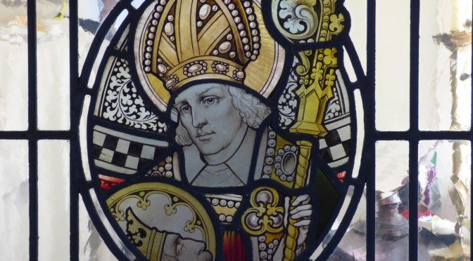 The Feast of St Cuthbert