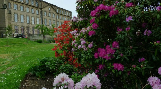 Events at Ushaw
