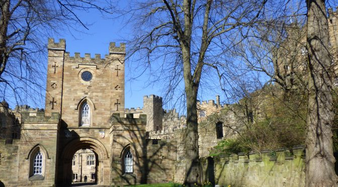 Evensong at Durham Castle