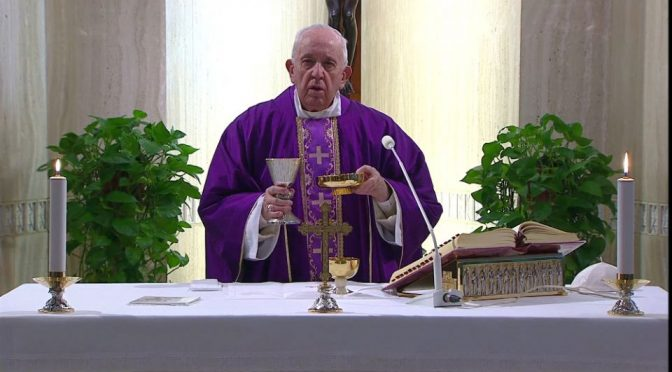 The Pope's Easter Liturgies