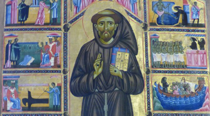 The Spirituality of the Franciscans