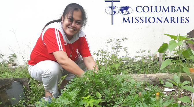 Meet a Columban Missionary