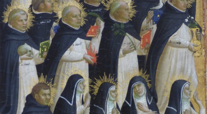 The Spirituality of the Dominicans