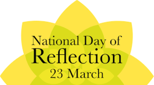 National Day of Reflection & Prayer
