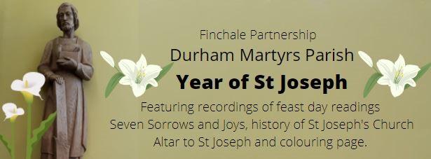 Celebrating the Year of St Joseph, 2021