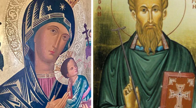 Icons of the Northern Saints